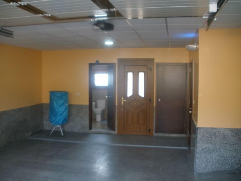 Reforma de garaje adosado